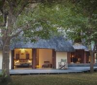 South Luangwa National Park Tours 2017 - 2018 -  Luangwa River Camp Suite