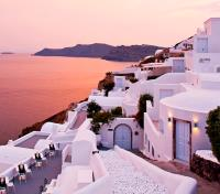 Greek Island Honeymoon Tours 2017 - 2018 -  Canaves Oia Hotel