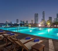 Thailand & Cambodia Highlights Tours 2020 - 2021 -  Swimming Pool
