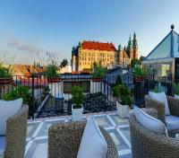 Exquisite Austria, Czech Republic & Poland  Tours 2017 - 2018 -  Hotel Copernicus Terrace