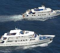 Galapagos Cruise Tours 2017 - 2018 -  M/Y Coral I & II