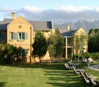 South African Grand Journey Tours 2018 - 2019 -  The Franschhoek Country House & Villas