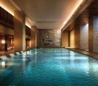 Culinary Journey Through Japan Tours 2019 - 2020 -  Four Seasons Kyoto Pool