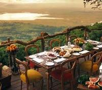 Tanzania Exclusive Tours 2019 - 2020 -  Crater Lodge - Crater View