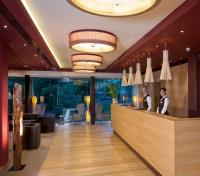 Rhine River & Black Forest Discovery Tours 2017 - 2018 -  Dorint Hotel Freiburg An den Thermen Lobby