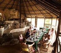 Ruaha Tours 2017 - 2018 - Dining