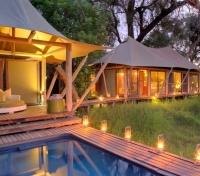 Victoria Falls to the Okavango Delta Tours 2019 - 2020 -  &Beyond Xaranna Okavango Delta Camp