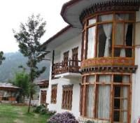 Bhutan Grand Journey Tours 2017 - 2018 -  Damchen Resort Exterior