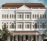 Singapore & Borneo Signature Tours 2019 - 2020 -  Raffles Singapore