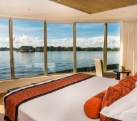 Peruvian Amazon Cruise Tours 2020 - 2021 - Corner Suite