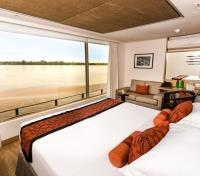 Peruvian Amazon Cruise Tours 2020 - 2021 - Upper Suite