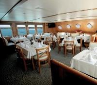 Galapagos Cruise Tours 2017 - 2018 - Dining Room