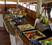 Savute Tours 2017 - 2018 -  Savuti Camp - Dining