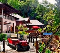 Singapore & Borneo Signature Tours 2019 - 2020 -  Bungaraya Island Resort