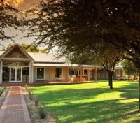 Madikwe Game Reserve Tours 2017 - 2018 -  Farm House Exterior