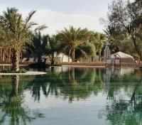 Signature Tunisia Tours 2017 - 2018 -  Capement Yadis Ksar Ghilane Pool