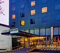 Montevideo Tours 2017 - 2018 -  Four Points Sheraton