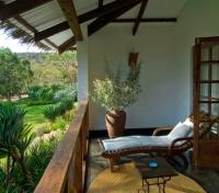 Ngorongoro Tours 2017 - 2018 -  Plantation Lodge Balcony View
