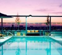 New York City Tours 2017 - 2018 - Rooftop Pool