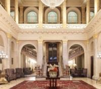 Small Group Tour: 2019 Corners of Cornwall Tours 2019 - 2020 -  Grosvenor Hotel Lobby