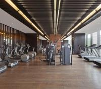 Shanghai Tours 2017 - 2018 -  PuLi Hotel and Spa Gym