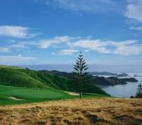 Bay of Islands Tours 2017 - 2018 - Golf Hole 17