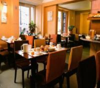 Paris Tours 2017 - 2018 -  Breakfast Room