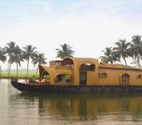 India Grand Journey Tours 2019 - 2020 -  Lakes & Lagoons Houseboat
