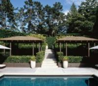 Taupo Tours 2017 - 2018 - Huka Lodge Pool Area
