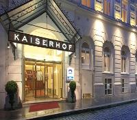 Budapest, Vienna, Prague Signature Tours 2019 - 2020 -  The Kaiserhof (4*)