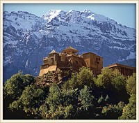 Morocco Highlights & High Atlas Mountains  Tours 2019 - 2020 -  Kasbah du Toubkal