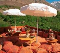 Morocco Highlights & High Atlas Mountains  Tours 2019 - 2020 -  Terrace