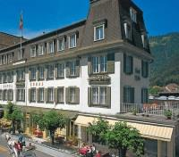 Allure of the Alps: Switzerland & Italy Tours 2017 - 2018 -  Hotel Krebs Interlaken