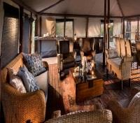 Botswana In Depth Tours 2019 - 2020 -  Lounge Area