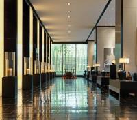 Shanghai Tours 2017 - 2018 -  PuLi Hotel and Spa Lobby
