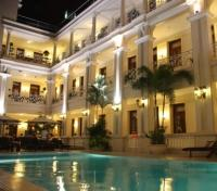 Ho Chi Minh City Tours 2017 - 2018 -  Majestic Hotel - Pool