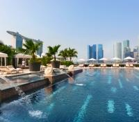 Singapore Tours 2017 - 2018 -  Mandarin Oriental Pool