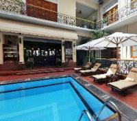 Ho Chi Minh City Tours 2017 - 2018 - Merry Pool Bar