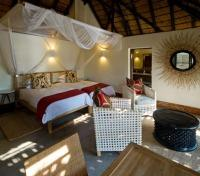 South Luangwa National Park Tours 2017 - 2018 -  Mfuwe Lodge Guestroom