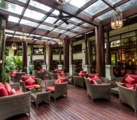 Yangon Tours 2017 - 2018 - Thiri Café & Terrace