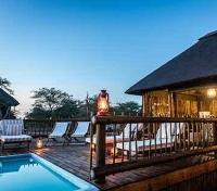 Kruger Tours 2017 - 2018 -  nThambo Tree Camp Pool