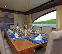Galapagos Cruise Tours 2017 - 2018 -  Ocean Spray Dining Room