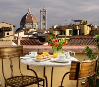 Indulgent Italy Tours 2019 - 2020 -  Rooftop Views