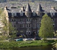 Highland Lochs & Castles Tours 2017 - 2018 -  Inverness Palace Hotel & Spa (3*)