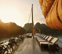 National Geographic Award Winning Vietnam For the Family Tours 2017 - 2018 -  Sun Deck