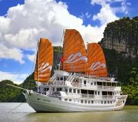 Vietnam Exclusive Tours 2017 - 2018 -  Paradise Peak Cruise