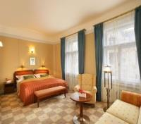Prague Tours 2017 - 2018 - Deluxe Room