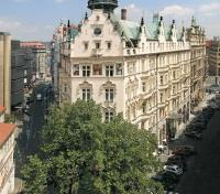 Prague Tours 2017 - 2018 -  Hotel Paris