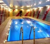 St. Petersburg Tours 2017 - 2018 -  Petro Palace Hotel Pool