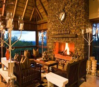 Phinda Game Reserve Tours 2017 - 2018 -  phinda lounge